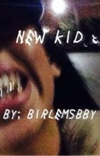 new kid; gio2saucy fanfic by birlemsbby