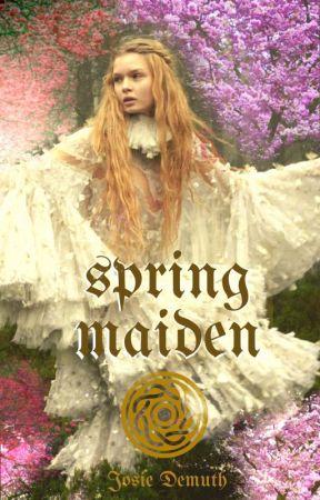 Spring Maiden by Jos1eDemuth