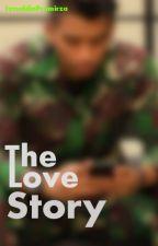 the love story by izzuddinpramirza