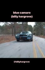 blue camero (billy hargrove) by rocketquccn