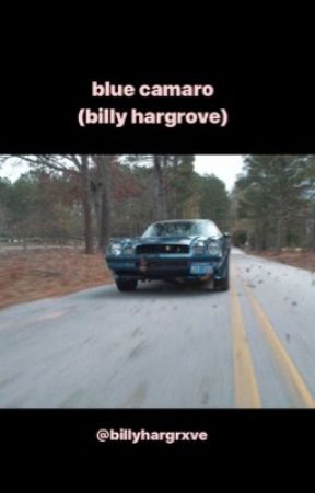 blue camero (billy hargrove) by billyhargrxve