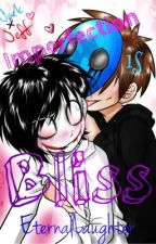 Imperfection is Bliss [JeffxEJ one-shot] (BOYxBOY) by EternalLaughter