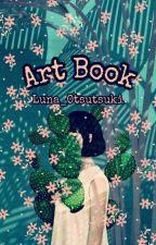 Art book by Luna_Otsutsuki