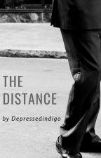 The Distance  by depressedindigo