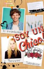 ¡Soy un chico! ☞Louis Tomlinson by MaarSmith