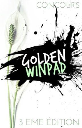 Concours GoldenWinpad 3 [ FERMÉE] by GoldenWinpad