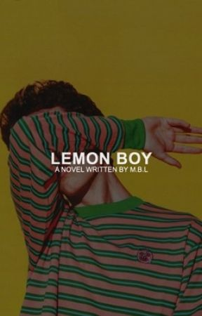 Lemon Boy [bxb] by glitternglossy