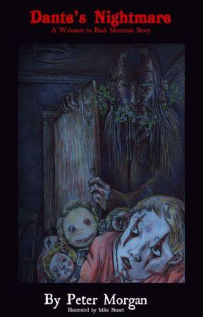 Dante's Nightmare by Peter-Morgan