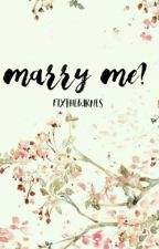 Marry me? l.h by fixthebarnes