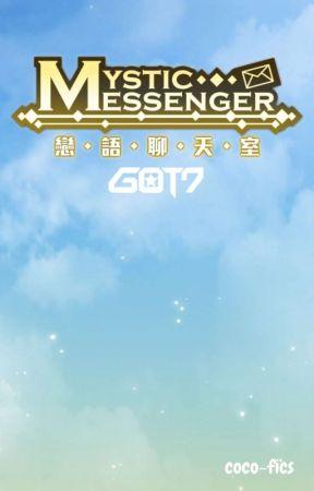 Mystic Messenger: Got7 x Reader by coco-fics