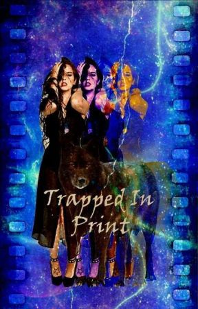 Trapped In Print by MyLadyOfStories