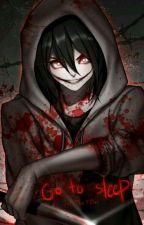 JEEF THE KILLER SAGA by caty_CAT3