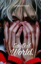 twisted world. ←Vhope. by LaYeguaDeHoseok