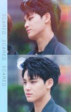 SCARED🤙🏿[Mingyu] by luketekmingyu