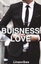 BUISNESS LOVE by linasvibes