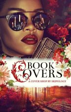 Book Covers | Cover Shop | Closed by Skipology