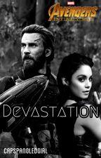 Infinity War: Devastation [•Steve Rogers•] by CapSpangledGirl