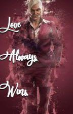 Love Always Wins by maddiesmood