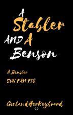 A Stabler and a Benson [A Bensler/SVU Fan Fic] by GirlandHerKeyboard