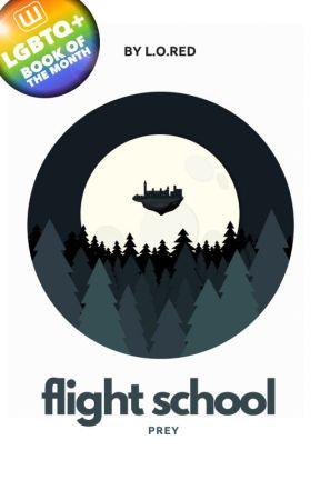 Flight School: Prey by theCuppedCake