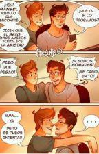 El Sexo Entre Amigos Fortalece La Amistad || Rubelangel.  by Ale_GRD