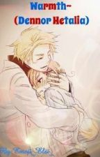 Warmth~ (Dennor Hetalia) by Emoji_Elsi_