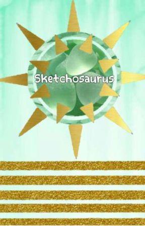 Sketchosaurus  by LuckyElephants08