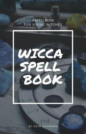 Wicca Book of Spells by Gummi__Bear