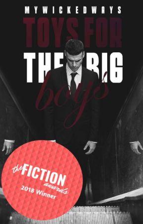 Toys For The Big Boys (boyxboy) ✓ - ∙ ABOUT ∙ - Wattpad