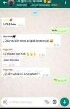 Whatsapp II (Metallica)  by Sadxbutxstupid