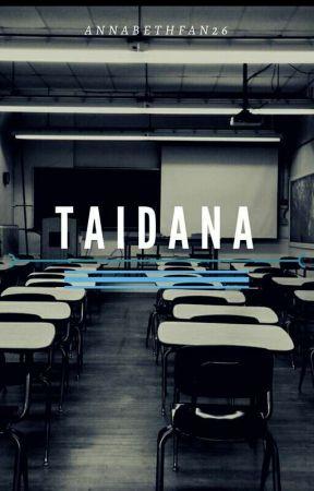 Taidana by AnnabethFan26