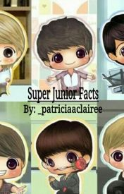Super Junior Facts!!! by _patriciaaclairee