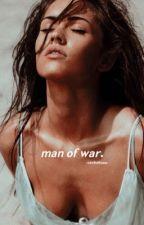 man of war • bellamy blake by -cochellaaa-