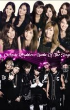 Campus Royalties : Battle Of The Singer by ToTheHorribleWriter