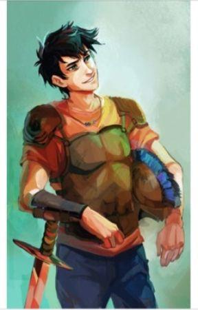 My Percy Jackson oc book by animetrash433
