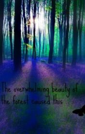 The overwhelming beauty of the forest caused this... by piercetheblackveilws