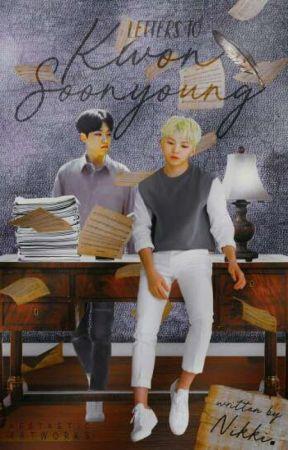 Letters To Kwon Soonyoung » SoonHoon by ShootMeAndGo-
