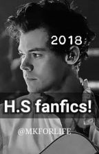 Harry Styles fanfics! [2018 edition] *COMPLETED* by MKFORLIFE