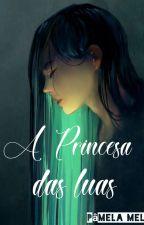 As princesas do Reino Cristalya -Livro 1- by Paolamello1