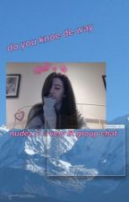 nudez // a very lit groupchat  by satanvlogs