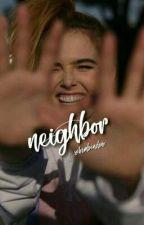 neighbor »texting« by benneptun