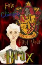 Draco in Gryffindor (Brax) by Maximus Anthony and Lily Brown by RinzlerHero