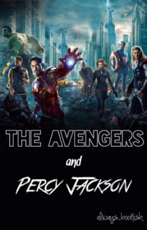 The Avengers and Percy Jackson by always_bookish