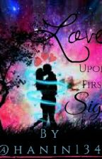 Love Upon First Sight by 134hanin