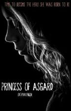 Princess of Asgard ▪The Avengers▪ by EmTheAvenger