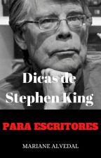 Dicas para escritores by MarianeAlvesVidal