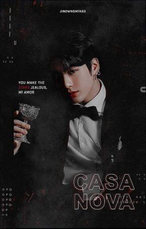 Casanova | Jungkook by jinownsmyass