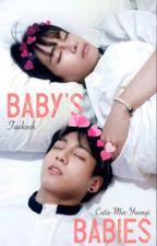 Baby's Babies ❁ Taekook by Cutie-Min-Yoongi