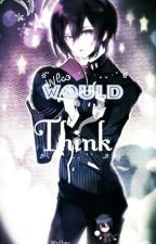 Who Would Think? {Shuichi Saihara x Reader} by MxcaAxba