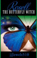 Rosell The Butterfly Witch by jjJewels510